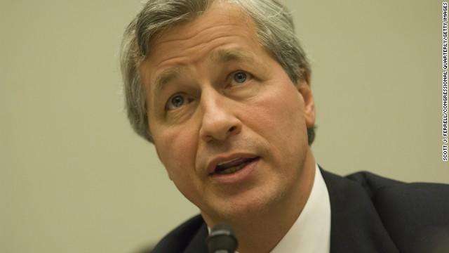 Jamie Dimon, head of JPMorgan Chase, lobbied for the repeal of a key provision in the Frank-Dodd law.