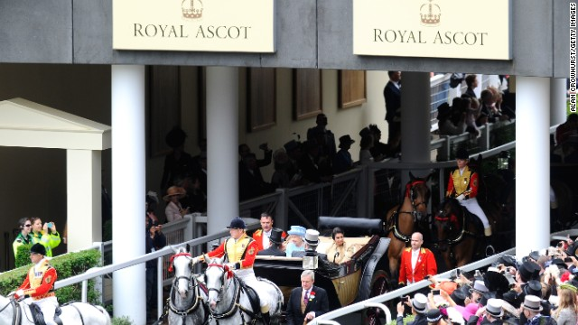 Royal Ascot gets Qatari sponsors