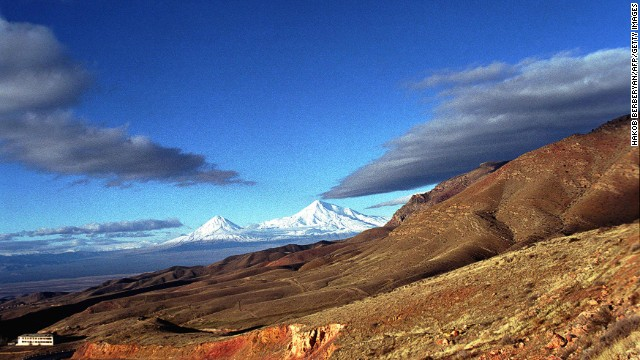 One of Turkey's greatest challenges? Climbing Mt. Ararat. Noah's Ark is said to rest at the summit and too few people have been there to deny it.