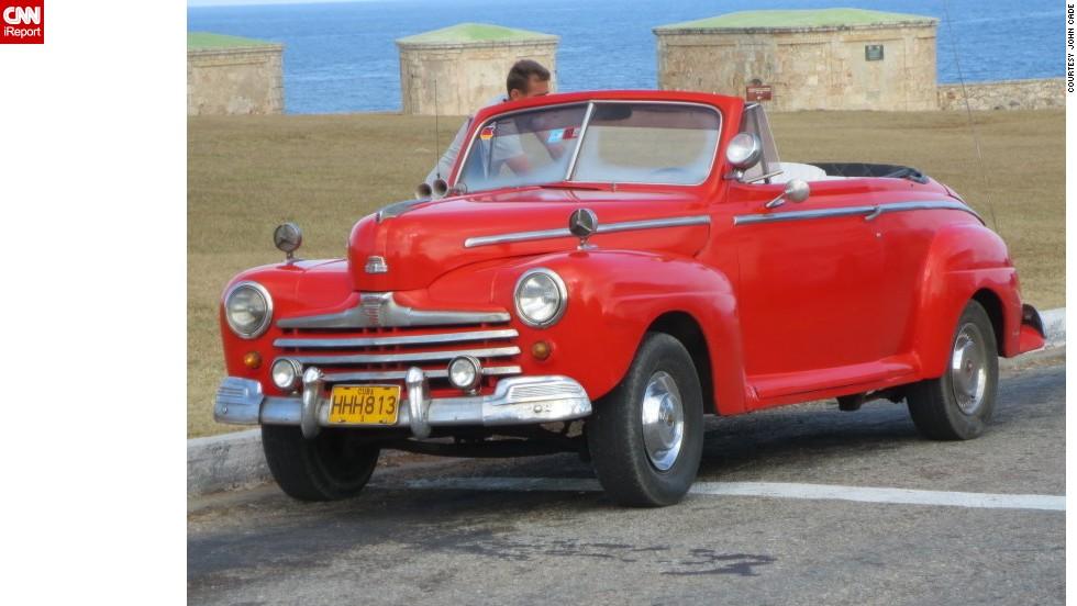 Cu nto durar n los autos cl sicos de cuba cnn for Cuba motors el paso
