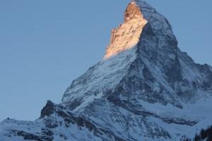 Julio: Senderismo en Suiza