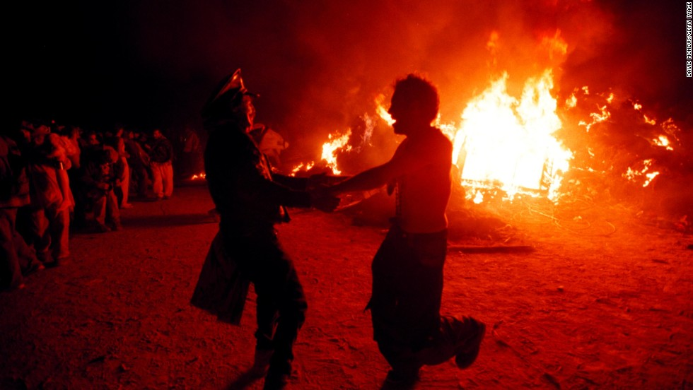 Agosto: Festival Burning Man
