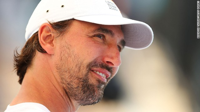 Former Wimbledon champion Goran Ivanisevic is something of a veteran on the coaching circuit compared to the likes of Becker and Edberg, having started coaching fellow Croatian Marin Cilic in 2010.