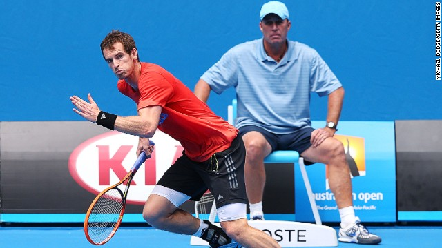 Eight-time grand slam champion Ivan Lendl helped Andy Murray to win his first two major titles, as well as an Olympic gold medal.