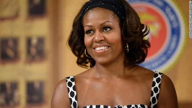 Michelle Obama turns 50 Jan. 17, 2014