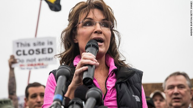 Media personality and politician Sarah Palin became the first female and youngest governor of Alaska in 2006. Republican presidential candidate Sen. John McCain selected Palin to serve as his vice-presidential running mate in 2008. Born February 11, 1964, in Sandpoint, Idaho, Palin was a standout on her high school's championship women's basketball team in Wasilla, Alaska. She went on to study journalism at the University of Idaho.