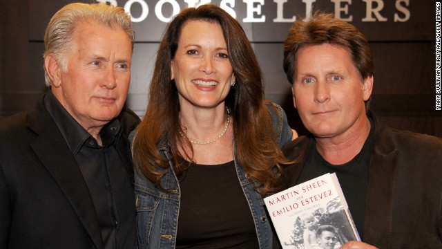"""Writer Hope Edelman is the author of nonfiction works """"Motherless Daughters,"""" """"Motherless Mothers"""" and the memoir """"The Possibility of Everything,"""" about her family's journey after her daughter began exhibiting strange, disruptive behavior. She also co-wrote the memoir """"Along the Way,"""" with Martin Sheen and Emilio Estevez (pictured). Edelman, who was born June 17, 1964, studied journalism at Northwestern University and nonfiction writing at the University of Iowa."""