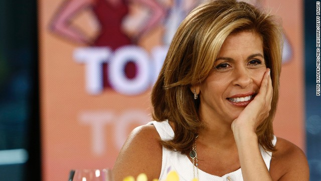 "Television journalist Hoda Kotb co-anchors the fourth hour of the ""Today"" show along with Kathy Lee Gifford. Kotb is a breast cancer survivor and author of the book ""Hoda: How I Survived War Zones, Bad Hair, Cancer and Kathie Lee."" She was born in Norman, Oklahoma, on August 9, 1964, to Egyptian-American parents and has reported on a range of topics, from Hurricane Katrina to the war in Iraq."