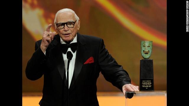 Ernest Borgnine (2010)