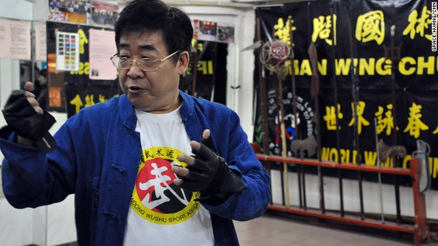 "The six-hour ""Wing Chun"" Kung Fu Experience Tour begins in Sam Lau's kung fu studio in TST. Half a century ago, Lau met wing chun grandmaster Ip Man in a local barber shop. Nothing much has changed -- <a href='http://www.youtube.com/watch?v=FWi9SnHM778' target='_blank'>Lau has still got the agility of a 20-year-old</a>."