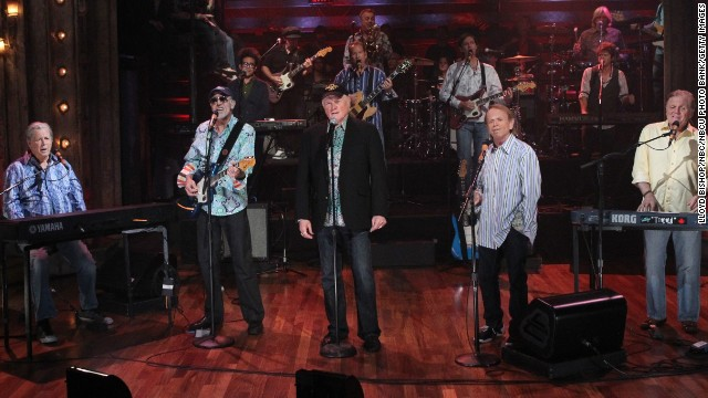 The Beach Boys also canceled their show at the event.
