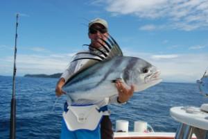Marzo: Pesca en Panamá