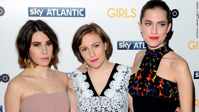 Lena Dunham will host 'SNL,' and more news to note