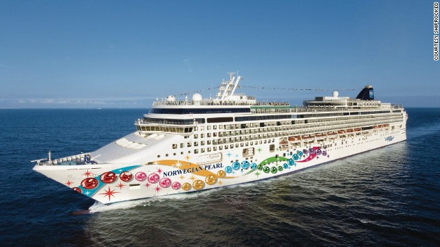 "Just under 3,000 people will step aboard the Norwegian Pearl for ""Shiprocked"" on January 26. As they cruise between Miami and the Bahamas over the course of five days, guests will be treated to shows from 23 bands and performers."