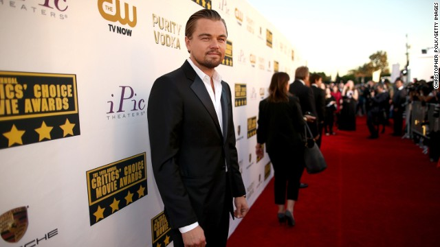 DiCaprio takes Coachella, and more news to note