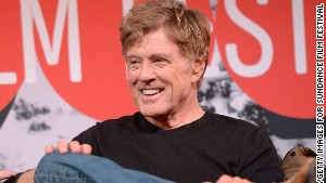 Robert Redford: Telling the truth on the small screen