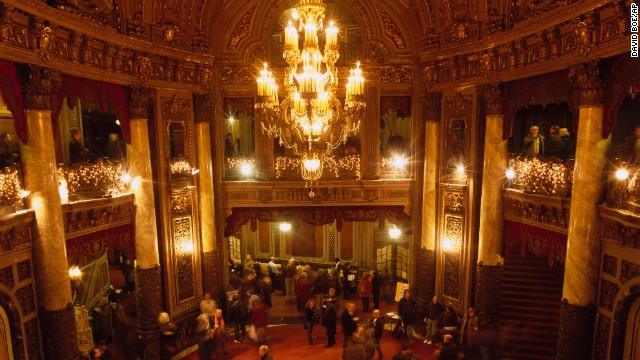 Loew's Jersey Theatre, a not-for-profit historic landmark built in 1929, has hosted Bing Crosby, Duke Ellington, Jean Harlow and more recently, the American rock band Neutral Milk Hotel. It also shows movies and hosts other events.