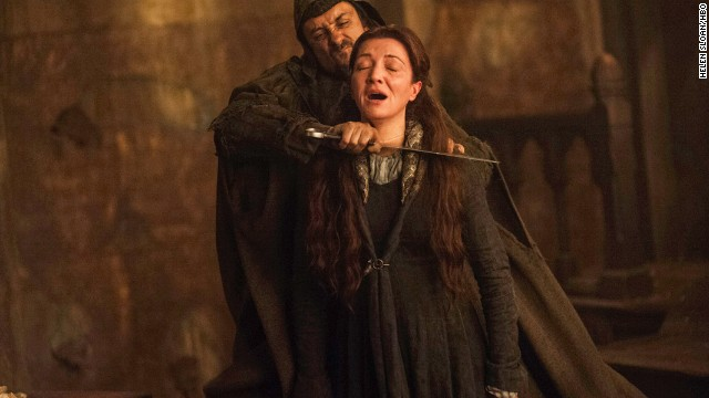 "HBO's ""Game of Thrones"" seems to deliver one shocking moment after another -- from protagonist Ned Stark's mortal moment in Season One to the shocking ""Red Wedding"" of Season Three. Factor in that millions have read the novels upon which the series is based, and it's a prime candidate for spoilage."