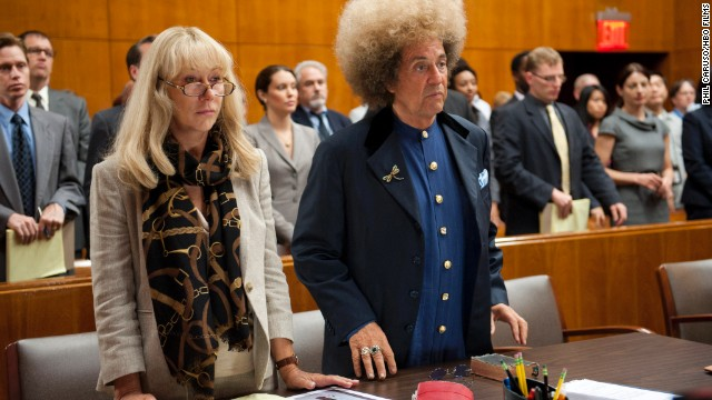 "Outstanding performance by a female actor in a television movie or miniseries: Helen Mirren, ""Phil Spector"""