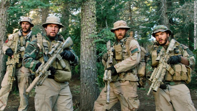 "Outstanding action performance by a stunt ensemble in a motion picture: ""Lone Survivor"""