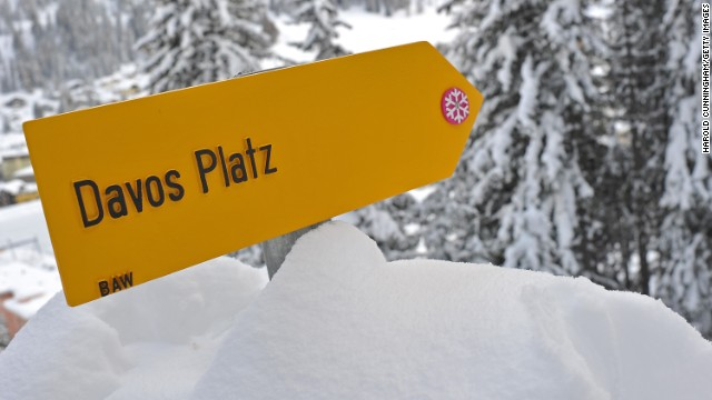 World leaders will gather in Davos, Switzerland, this week for the World Economic Forum.