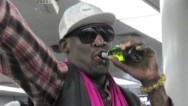 Dennis Rodman goes to rehab
