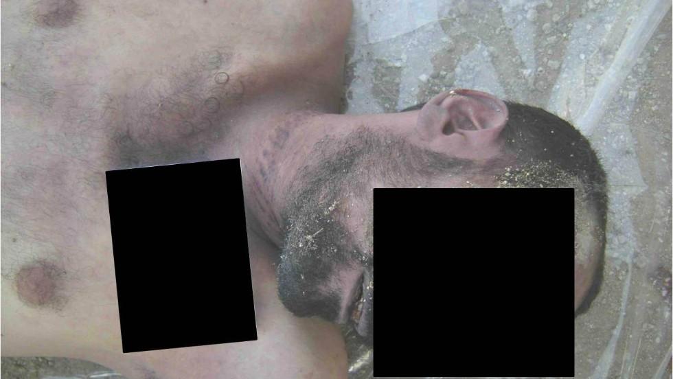 Presuntas torturas a presos en Siria