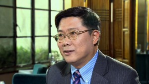 Tang Min, economic adviser to China\'s State Council