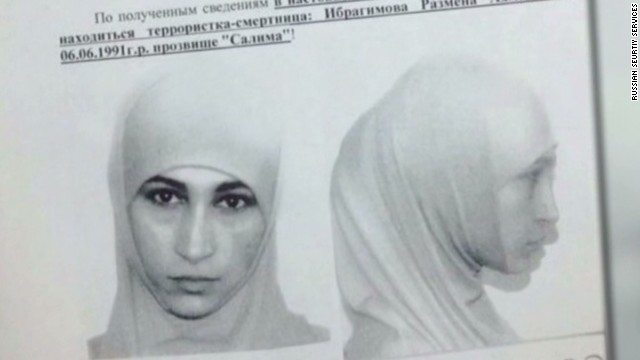 Will 'black widows,' other terrorists stalk the Sochi Games?