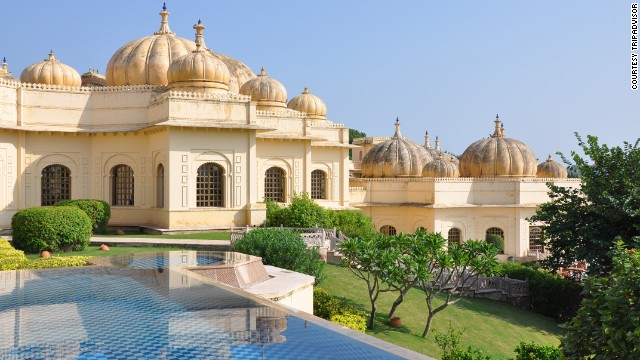 No. 5: <a href='http://www.oberoihotels.com/oberoi_udaivilas/' target='_blank'>The Oberoi Udaivilas</a> in Udaipur, India