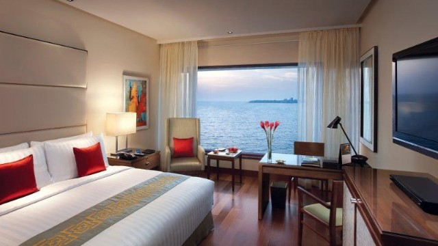 No. 9: <a href='http://www.oberoihotels.com/oberoi_mumbai/' target='_blank'>The Oberoi, Mumbai</a> in Mumbai, India