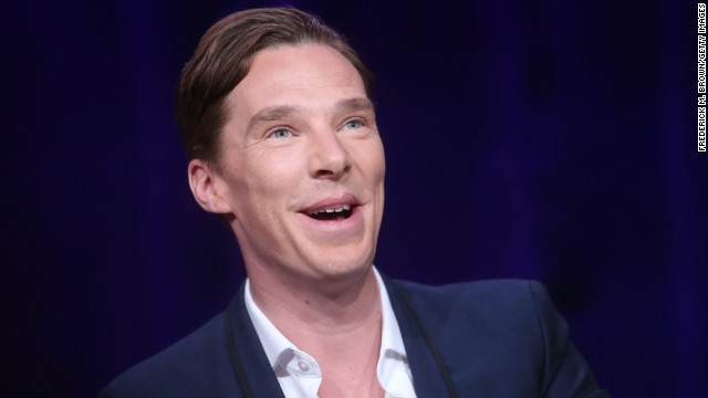 Benedict Cumberbatch wants to play 'Sherlock' forever