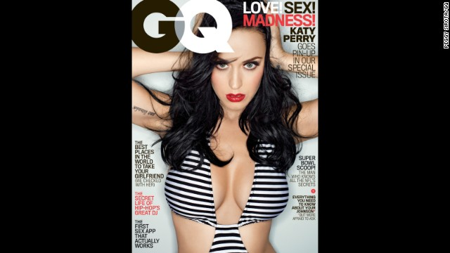 Things Katy Perry doesn't do? Weed, and plastic surgery