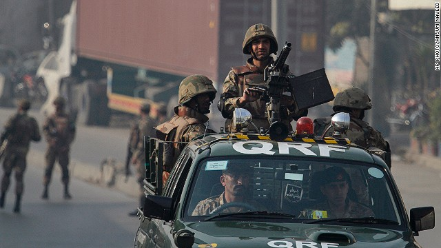 Will Pakistan finally tackle the Taliban?