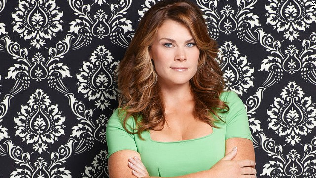 Alison Sweeney appeared on NBC's