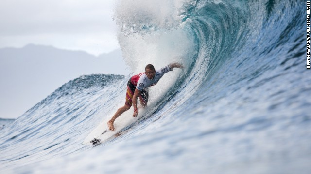 Photos: 5 best Hawaii surf spots