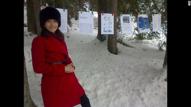 CNN's Isa Soares is in Davos, filming Marketplace Europe. This week, she looks at the science of surveys. Why so many?
