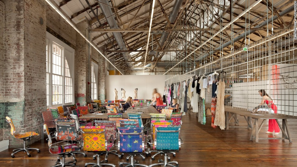 Campus corporativo Urban Outfitters, Filadelfia