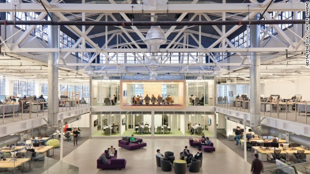 The World 39 S Most Incredible Offices