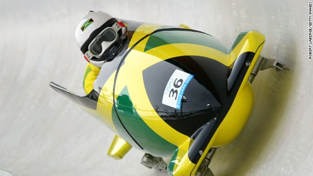 The Jamaican bobsled team has returned to the Olympics after a 12-year absence, although they are currently in last place.