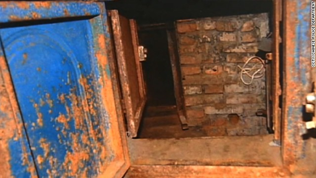 The dungeon was discovered when one of the women escaped and went to police.
