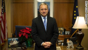 Alaska Gov. Sean Parnell calls rape the state\'s \