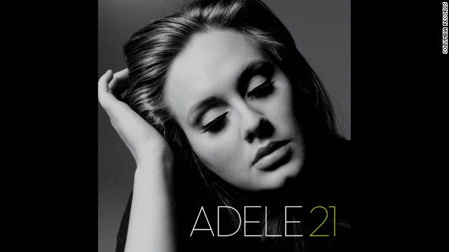 "You may be listening to ""21"" by Adele right now. The 2011 album was a beast, surpassing 10 million in sales and earning six Grammy wins, including album of the year."