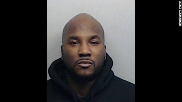 Young Jeezy, real name Jay Wayne Jenkins, was arrested January 21 in Alpharetta, a suburb of Atlanta, and charged with obstruction of a law enforcement officer. It was his second arrest in a month.