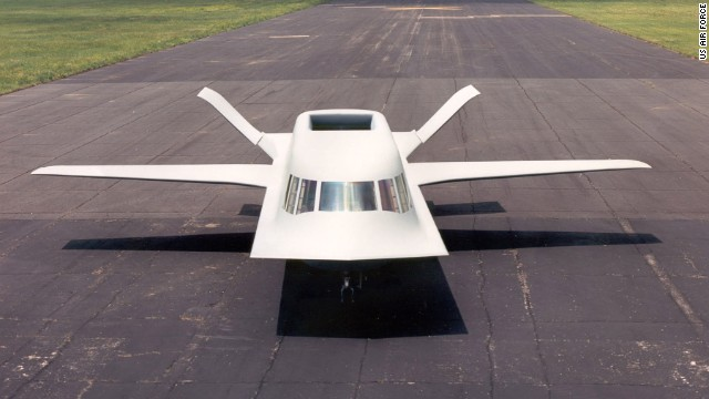 Tacit Blue, nicknamed the Whale, was a super-secret prototype spy jet built by Northrop and tested at the government's mysterious Area 51 site in Nevada, <a href='http://www2.gwu.edu/~nsarchiv/NSAEBB/NSAEBB443/' target='_blank'>according to CIA documents released in 2013</a>. Click through the gallery for more on this plane and other remarkable exhibits at the<a href='http://www.nationalmuseum.af.mil' target='_blank'> National Museum of the U.S. Air Force</a>.