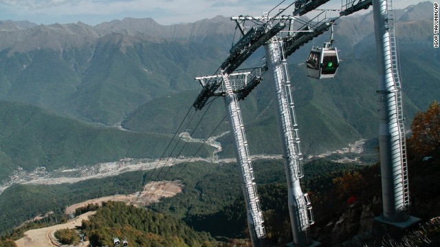 "There are now three high end ski-resorts in the mountains surrounding Sochi which will form part of the Winter Games legacy. Sochi, which has a subtropical climate, has traditionally been the hub of the ""Russian Riviera"" and not winter sports."