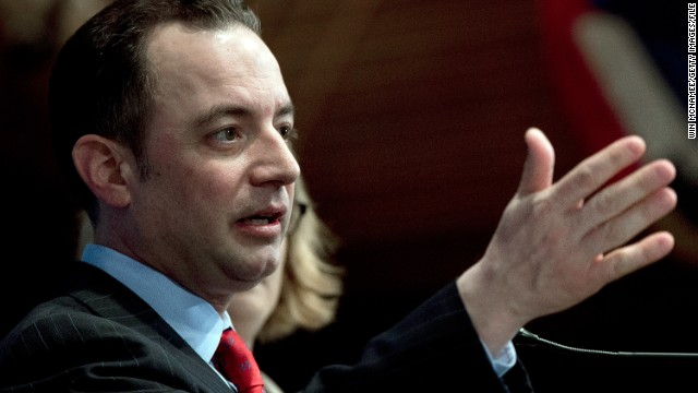 Priebus: Book, Benghazi politics help Clinton make money