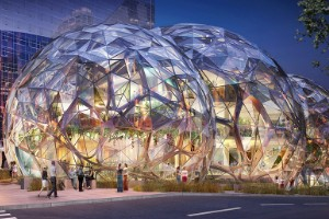 Sede central de Amazon en Seattle