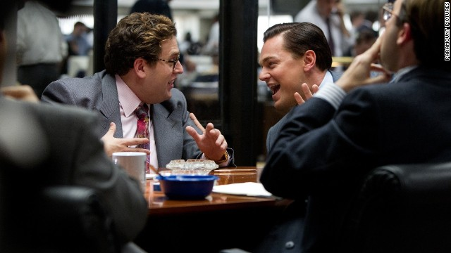 Jonah Hill took $60,000 to work with Scorsese on 'Wolf'