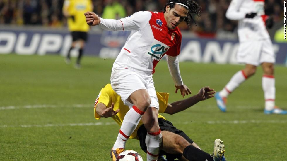 Falcao, una lesión Mundial